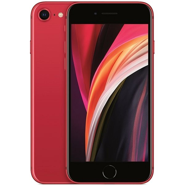 iPhone SE 256GB Red 2020 - Mobile Phone