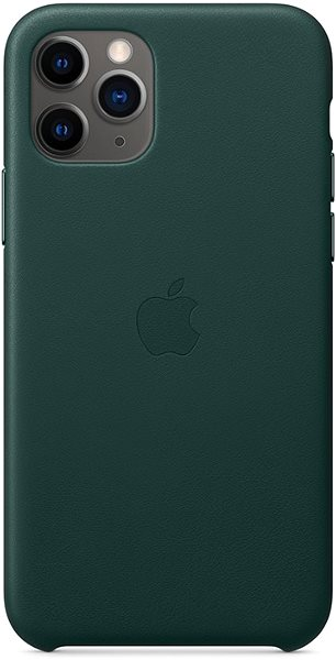 Apple iPhone 11 Pro Leather Pine Cover - Mobile Case