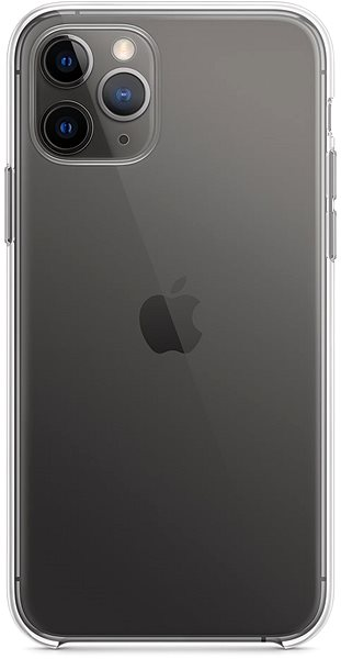 Apple iPhone 11 Pro Transparent Cover - Mobile Case