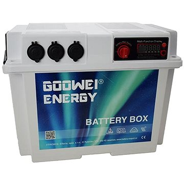 Goowei Energy BATTERY BOX GBB100 - Charging Station