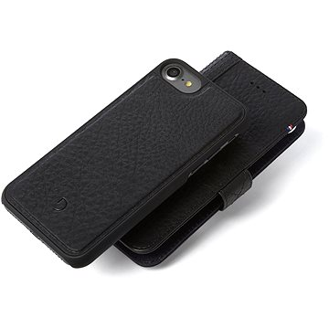 Decoded Leather 2in1 Wallet Case Black for iPhone 7/8/SE 2020 - Mobile Phone Case
