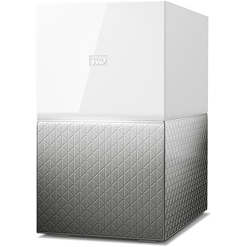 WD My Cloud Home Duo 8TB -  NAS