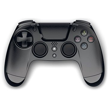 Gioteck VX-4 Gamepad PS4/PC Black - Gamepad