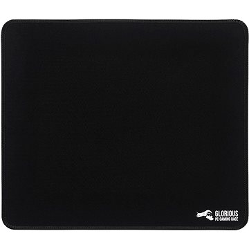 Glorious L, Black - Gaming Mouse Pad