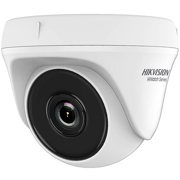 HikVision HiWatch HWT-T140-P (2.8mm), Analogue, 4MP, 4in1, Internal Turret, Plastic - Analog Camera