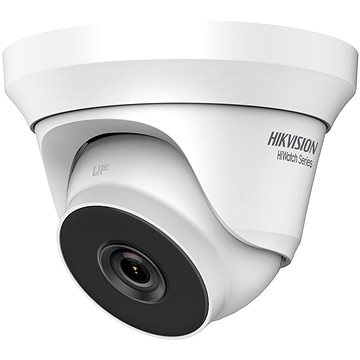 HikVision HiWatch HWT-T220-M (3.6mm), Analogue, HD1080P, 4in1, Outdoor Turret, Full Metal - Analog Camera