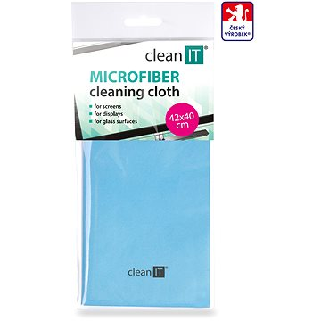 CLEAN IT CL-700 Light Blue - Cleaning Cloth