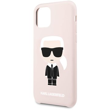 Karl Lagerfeld for iPhone 11, Pink - Mobile Case