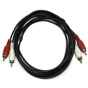 OEM 2x cinch, interconnecting, 2.5m - Audio Cable