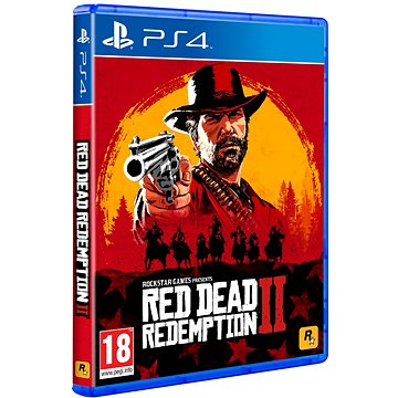 Red Dead Redemption 2  - PS4 - Console Game