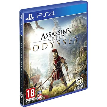 Assassin's Creed Odyssey - PS4 - Console Game
