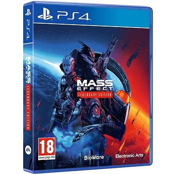 Mass Effect: Legendary Edition - PS4 - Console Game