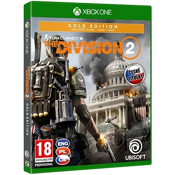 Tom Clancy's The Division 2 Gold Edition - Xbox One - Console Game