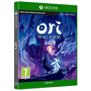 Ori and the Will of the Wisps - Xbox One - Console Game