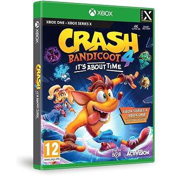 Crash Bandicoot 4: It's About Time - Xbox One - Console Game