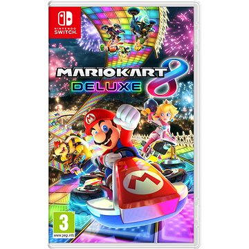 Mario Kart 8 Deluxe - Nintendo Switch - Console Game