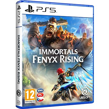 Immortals: Fenyx Rising - PS5 - Console Game