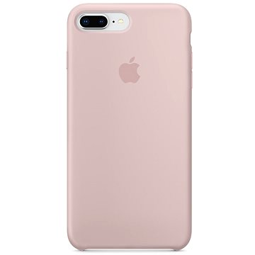 iPhone 8 Plus/7 Plus Silicone Cover Pink Sand