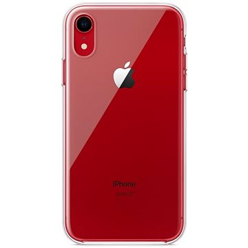 iPhone XR Transparent Cover - Mobile Case