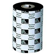 Zebra 110mm x 74m TTR Resin - Printer Ribbon