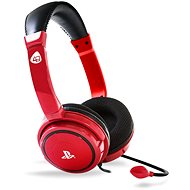 4Gamers Gaming Headset PRO4-40 Red - PS4 - Gaming Headset
