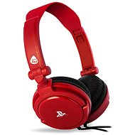 4Gamers Gaming Headset PRO4-10 Red - PS4 - Gaming Headset