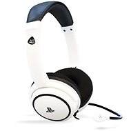 4Gamers Gaming Headset PRO4-40 White - PS4 - Gaming Headset