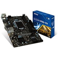 MSI B250 PRO-VH - Motherboard