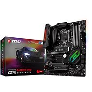 MSI Z270 GAMING PRO CARBON - Motherboard