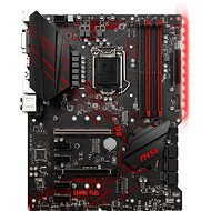 MSI MPG Z390 GAMING PLUS - Motherboard