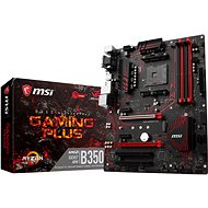 MSI B350 GAMING PLUS - Motherboard