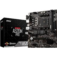 MSI A520M PRO - Motherboard