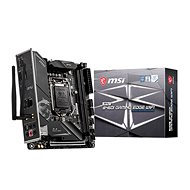 MSI MPG B460I GAMING EDGE WIFI - Motherboard