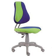 ALBA Fuxo S-Line green/blue - Children's Chair