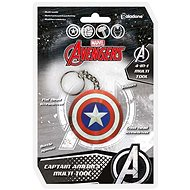 MARVEL Captain America - Multi-functional Keyring Charm