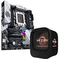 ASUS PRIME X399-A + CPU AMD RYZEN Threadripper 1900X - Set