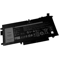 Dell 60Wh 4-cell/HR Li-ion for Latitude 5289, 7389, 7390 2-in-1 - Laptop Battery