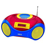 AEG SR 4363 CD - CD Player