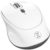 Eternico Wireless Mouse MS200, White - Mouse