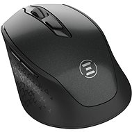 Eternico Wireless 2.4GHz & Bluetooth Mouse MSB300 Black - Mouse