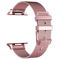 Eternico 38mm / 40mm / 41mm Mesh Metal Band Pink for Apple Watch - Watch Band