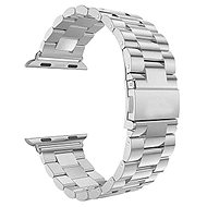 Eternico 38mm Apple Watch Steel Band, Silver - Watch band