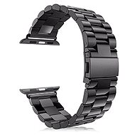 Eternico 38mm Apple Watch Steel Band, Black - Watch band