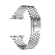 Watch Band Eternico 42mm / 44mm Metal Band Silver for Apple Watch