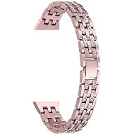 Eternico 42mm Apple Watch Metal Band, Rose Gold - Watch band