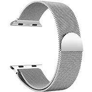 Eternico Apple Watch 42mm / 44mm Milanese, Silver - Watch band