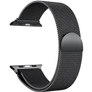 Eternico 42mm / 44mm Milanese Black for Apple Watch - Watch band