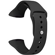 Eternico Fitbit Charge 3 Silicone Black (Small) - Watch band