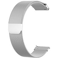 Eternico Garmin Quick Release 18 Stainless Steel, Silver - Watch band