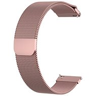 Eternico Garmin Quick Release 18 Stainless Steel, Rose Gold - Watch band